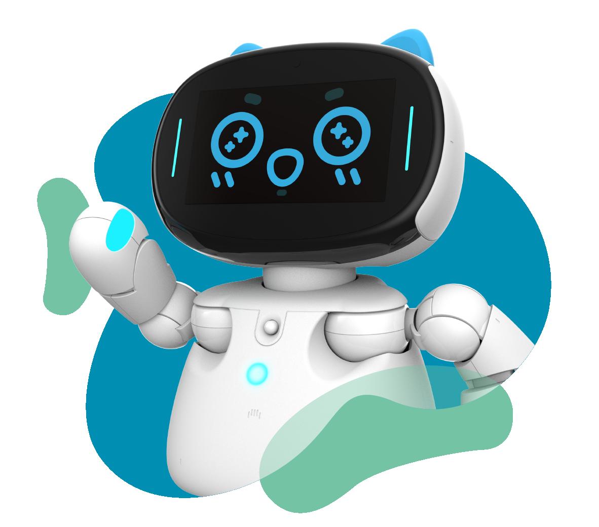 女媧創造,自主研發設計了 市場上動作表現最活靈活現的智能教育陪伴機器人! 團隊專注於智能機器人產品的開發 致力於尖端技術、藝術與體驗的結合