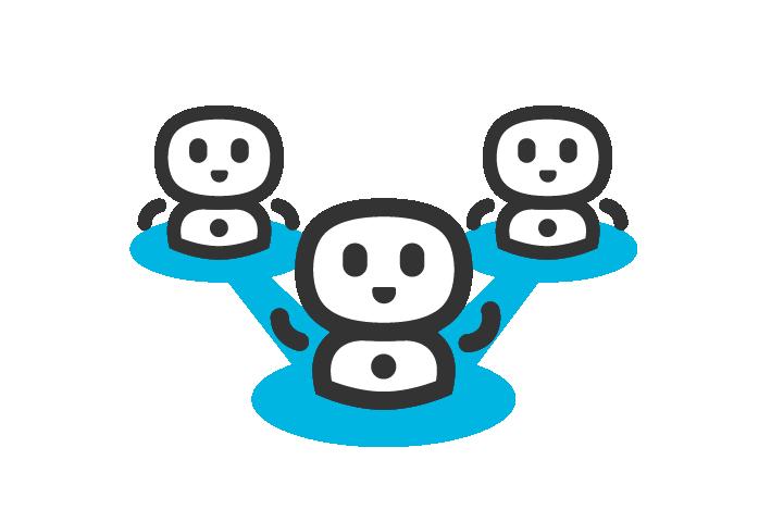 Kebbi Air S 是你最生動有趣的夥伴|完整的 API 和 SDK、內容開發工具和商務管理系統,簡易導入與應用,輕鬆打造生動的互動體驗。