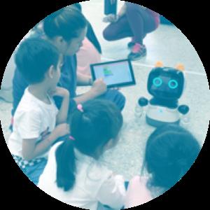 Kebbi Air 凱比多種 AI、多種感測,協助孩子全面性發展