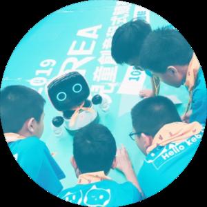 Kebbi Air 凱比|中華機器人教育推廣學會競賽指名使用
