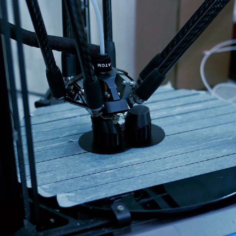 Kebbi Air S – Robot Creator 機器人組裝套件 開源 3D 列印配件 提供多款頭部配件的 3D 列印檔案,任你自由修改及列印!