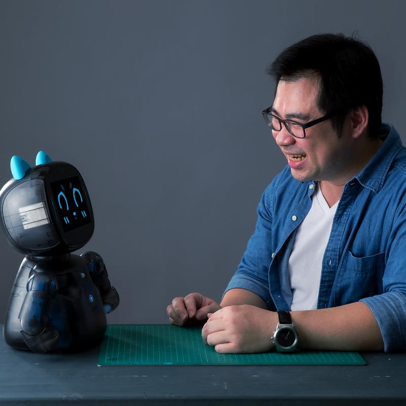Kebbi Air S – Robot Creator 機器人組裝套件 Robot Creator 的軟體系統與 Kebbi Air 教育版幾乎相同,內含許多兒童教育內容能遊玩體驗,是說服老婆大人購買的好理由!