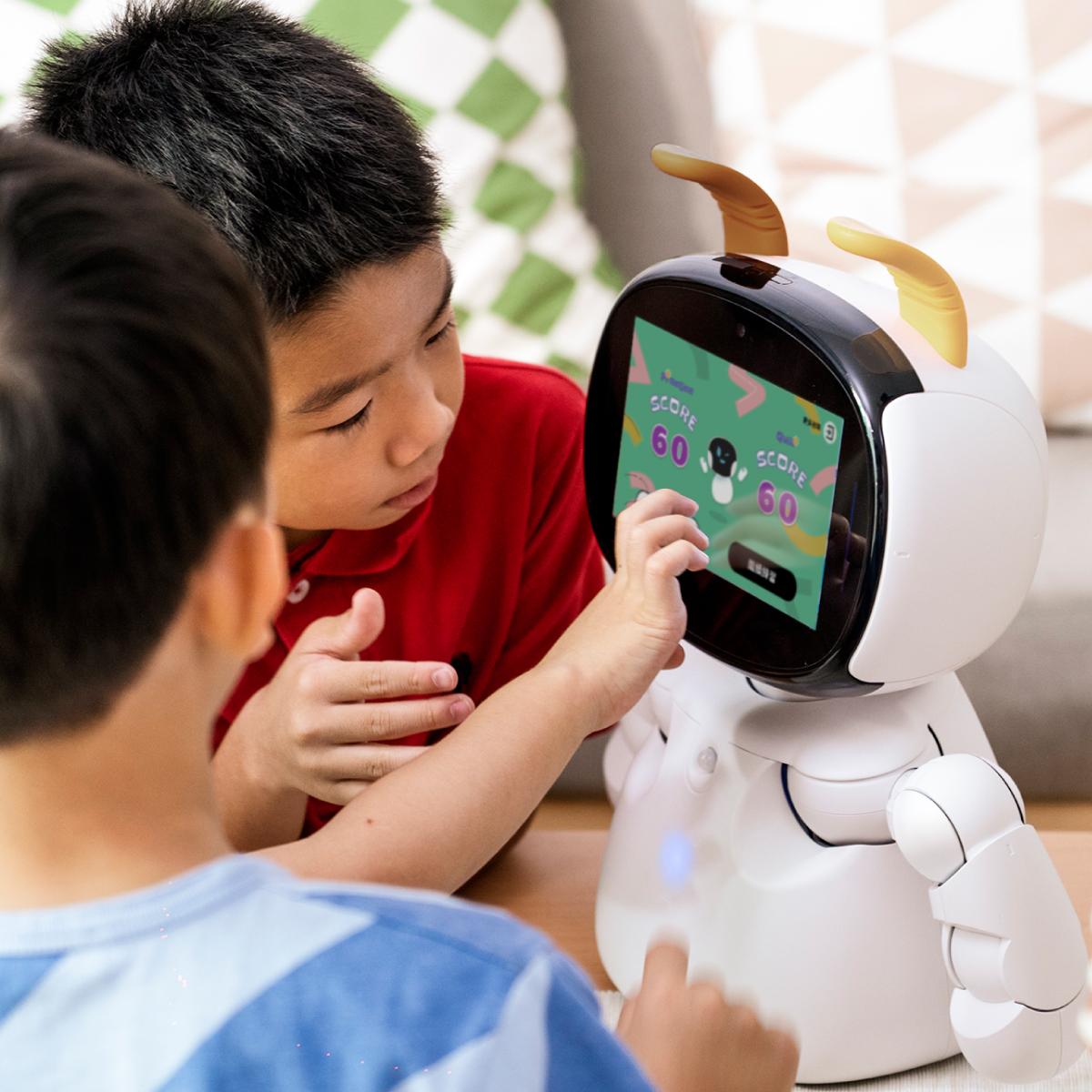 Kebbi Air S 凱比機器人|問答跑跳蹦,考驗腦力和反應力的益智對戰遊戲